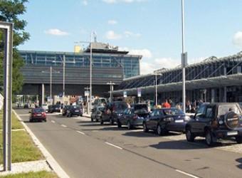 Parken Flughafen Leipzig